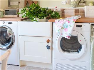 Lưu ý phong thủy máy giặt không phải ai cũng tỏ tường