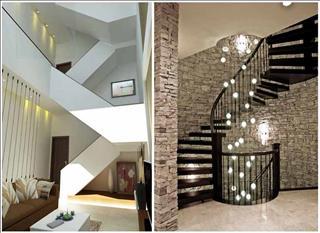 Bật mí cách thiết kế cầu thang ở cuối nhà hợp phong thủy, thúc đẩy tài lộc cho gia chủ