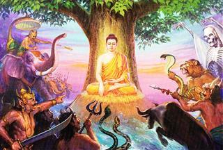 Lời nguyền của Ma Vương đối với Đức Phật đang ứng nghiệm tới ngày nay?