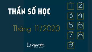 Xem bói ngày sinh: Dự đoán vận mệnh tháng 11/2020 theo Thần số học