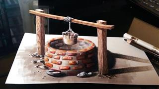 Câu chuyện bán cái giếng để thấy sự khôn ngoan hay khôn lỏi chỉ tự hại mình mà thôi!