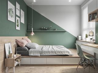Những mẫu phòng ngủ đẹp mê hồn dành riêng cho người mệnh Mộc