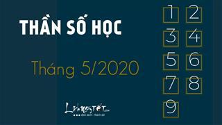 Xem bói ngày sinh: Dự đoán vận mệnh tháng 5/2020 theo Thần số học