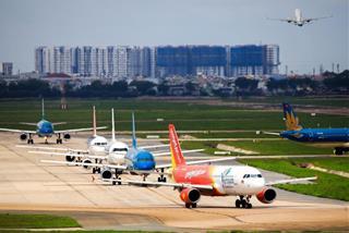 Việt Nam không cấm bay quốc tế, bay thẳng đi Mỹ giữa dịch Covid-19