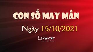 Con số may mắn hôm nay 15/10/2021 theo năm sinh của bạn: Chọn số may mắn cho từng tuổi