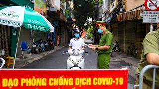Từ 6h ngày 21/9/2021, Hà Nội giãn cách xã hội theo Chỉ thị 15