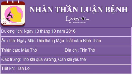 Xem ngay tot xau tri benh tieu tan Thu Nam 13102016 hinh anh goc