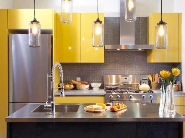 Gặp họa khôn lường với 7 kiểu bố trí bếp sai phong thủy