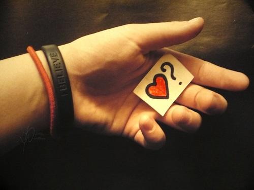 Bạn có thực sự tin vào tình yêu?