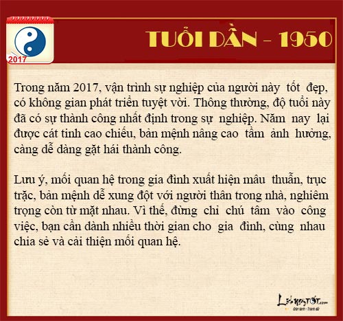 Tu vi tai loc nam 2017 cua nguoi tuoi Dan nam Dinh Dau hinh anh goc 4