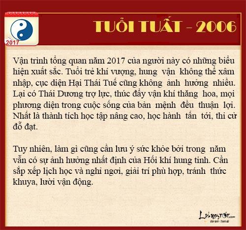 Tu vi tai loc nam 2017 cua tuoi Tuat - Tu vi tai loc tuoi Tuat moi hinh anh goc 8