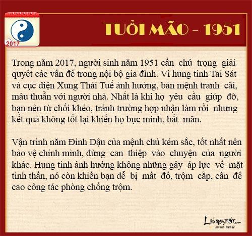 tai loc mao 1951