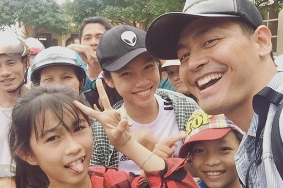 MC Phan Anh - Chòm sao nhân hậu và hiệp nghĩa