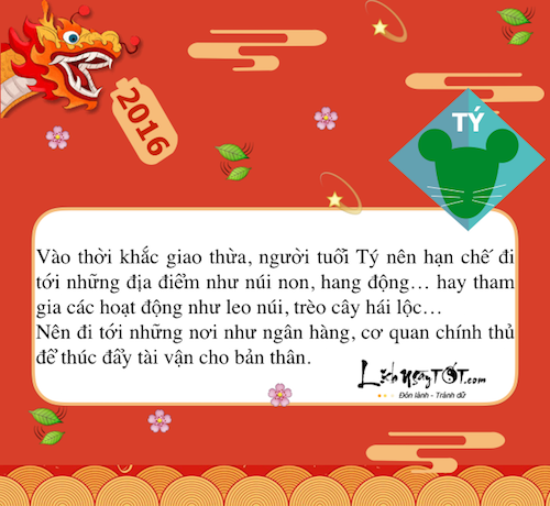 Infographic Don may nam moi cho 12 con giap hinh anh goc 2