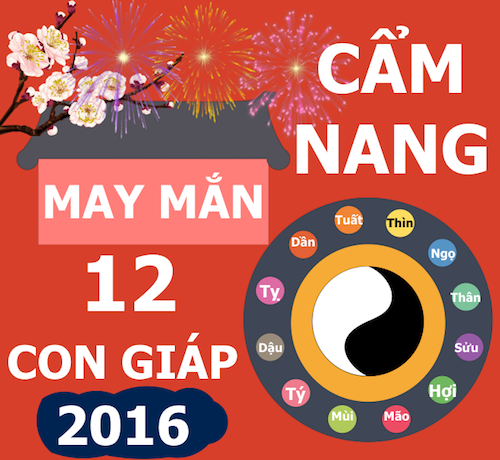 Infographic Don may nam moi cho 12 con giap hinh anh goc