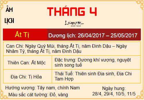 Tu vi thang Tong quan tu vi 12 thang nam Dinh Dau 2017 tuoi Mui hinh anh goc