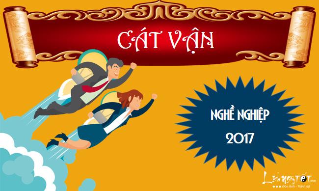 nghe nghiep 2017 cat van