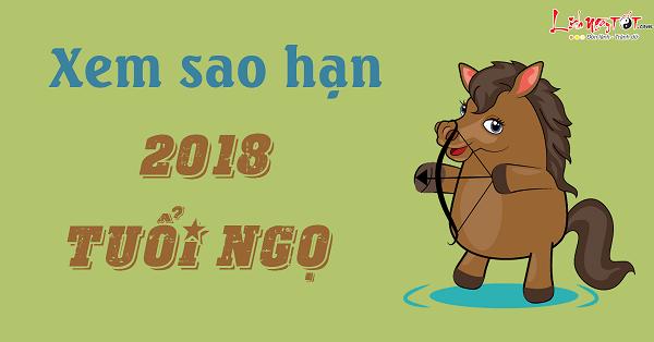 Xem sao han nam 2018 cho nguoi tuoi Ngo chuan xac