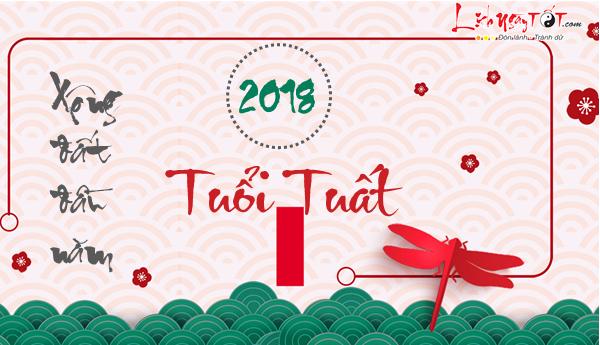 Chon tuoi xong nha 2018 cho tuoi Tuat