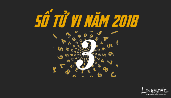 Xem boi ngay sinh, boi than so hoc nam 2018, co so tu vi 3