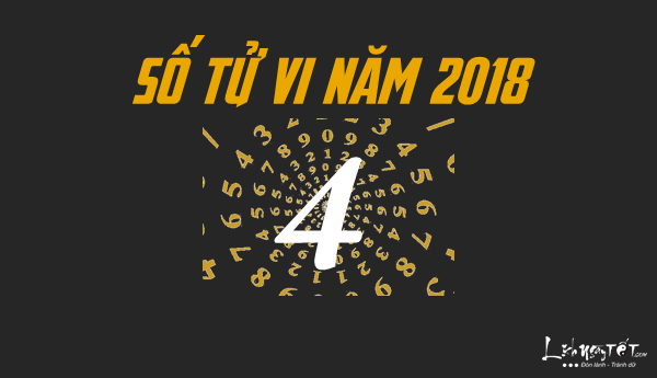 Xem boi ngay sinh, boi than so hoc nam 2018, co so tu vi 4