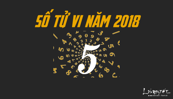 Xem boi ngay sinh, boi than so hoc nam 2018, co so tu vi 5