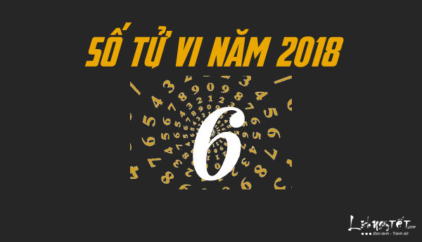 Xem boi ngay sinh, boi than so hoc nam 2018, co so tu vi 6