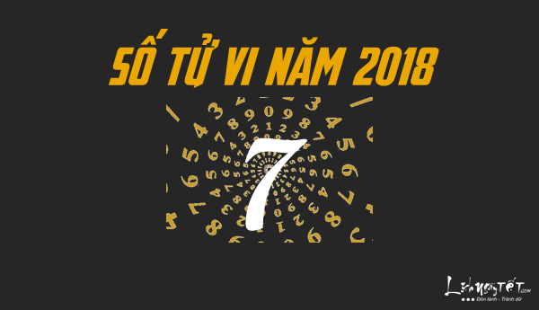 Xem boi ngay sinh, boi than so hoc nam 2018, co so tu vi 7
