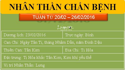 Xem ngay tot xau tri bach benh Tuan tu 202 - 2622017 Phan 2 hinh anh goc