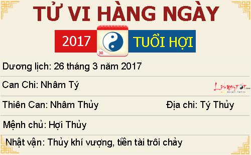 Tu vi Chu Nhat ngay 2632017 cua 12 con giap hinh anh goc 13