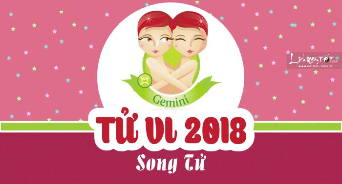Tu vi cung Song Tu 2018