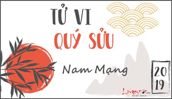 Tu vi 2019 tuoi Quy Suu nam mang