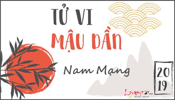 Tu vi 2019 tuoi Mau Dan nam mang