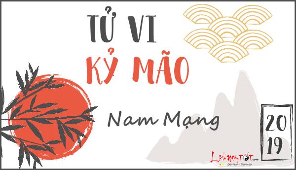 Tu vi tuoi Ky Mao nam 2019 cho nam mang