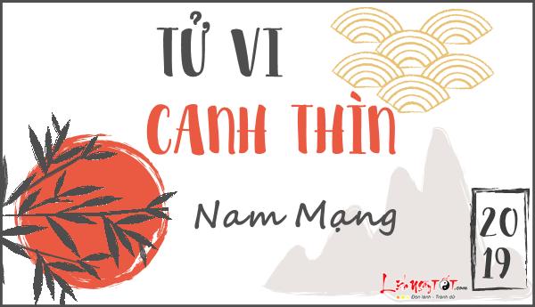 Nam mang Canh Thin - Tu vi 2019