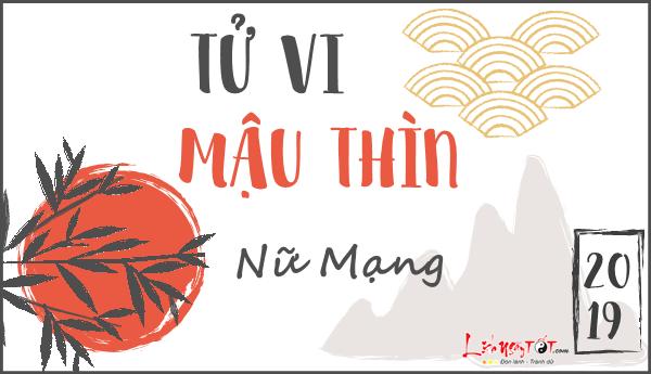 Tu vi nu mang Mau Thin nam 2019