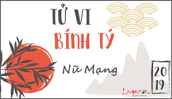 Tu vi 2019 tuoi Binh Ty nu mang