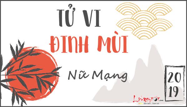 Xem tu vi cho tuoi Dinh Mui mang nu nam Ky Hoi 2019