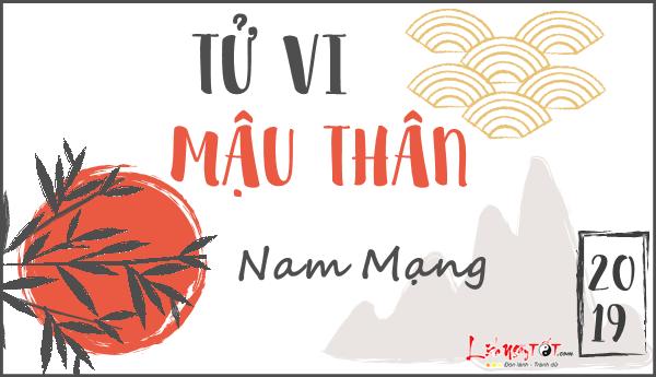 Tu vi Mau Than nam mang nam 2019