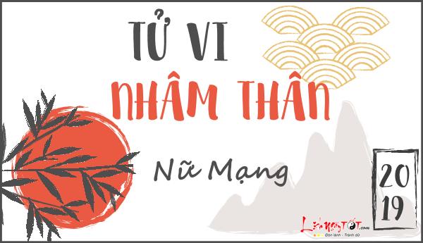 Tu vi Nham Than nu mang 2019