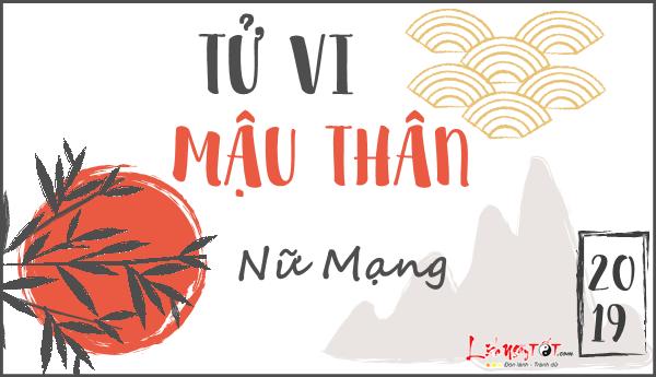 Tu vi Mau Than nu mang nam 2019