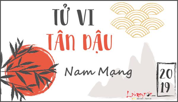 Tu vi tuoi Tan Dau nam mang nam 2019