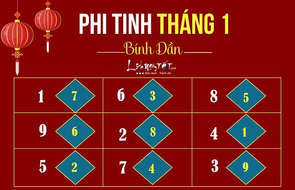 Phi tinh thang 1 nam 2019 am lich