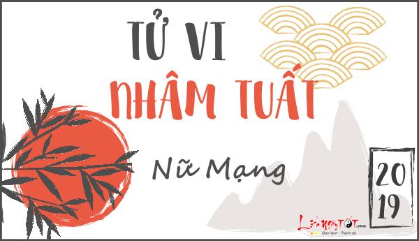 Tu vi Nham Tuat nu mang nam 2019
