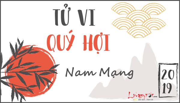 Tu vi Quy Hoi nam mang 2019