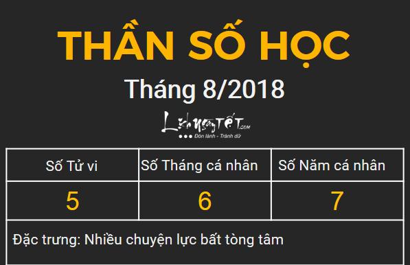 5xem boi ngay sinh bang Than so hoc thang 6.2018 so 5