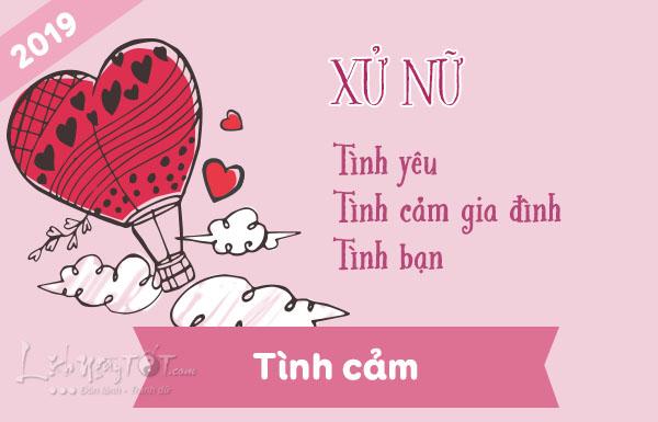 Tinh yeu Xu Nu 2019