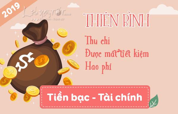 Tai chinh Thien Binh 2019