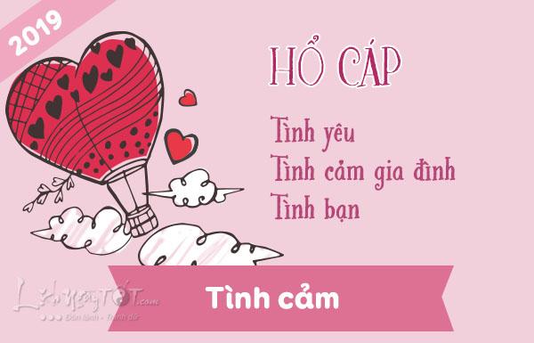 Tinh cam Ho Cap 2019