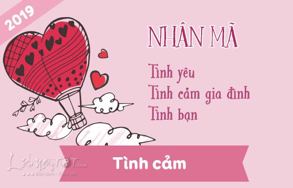 Tinh yeu Nhan Ma 2019